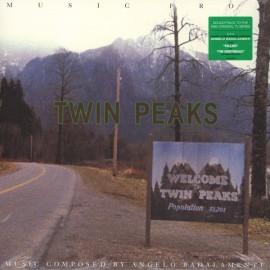 BADALAMENTI Angelo : LP Music From Twin Peaks