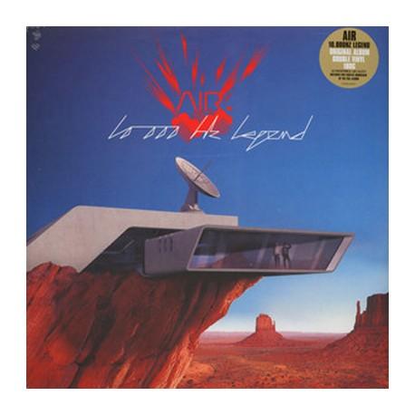 AIR : LPx2 10,000 Hz Legend