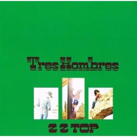 ZZ TOP : LP Tres Hombres