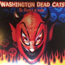 WASHINGTON DEAD CATS : LP El Diablo Is Back