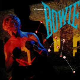 BOWIE David : LP Let's Dance