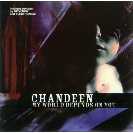 2nd HAND / OCCAS : CHANDEEN : CDEP  My World Depends On You