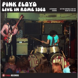 PINK FLOYD : LP Live In Rome 1968