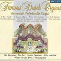VARIOUS : CDx10 Famous Dutch Organs