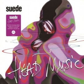 SUEDE : LPx3 Head Music - 20th Anniversary