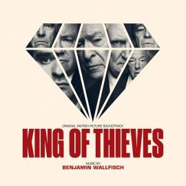 WALLFISCH Benjamin : LP King of Thieves Soundtrack