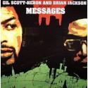 SCOTT-HERON Gil : LPx2 Anthology. Messages