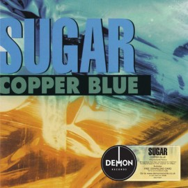 SUGAR : LP Copper Blue
