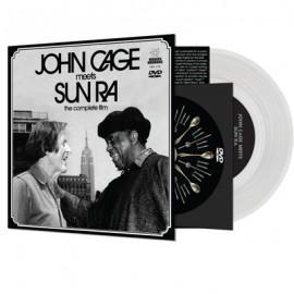 "CAGE John : DVD+7"" John Cage Meets Sun Ra: The Complete Film"