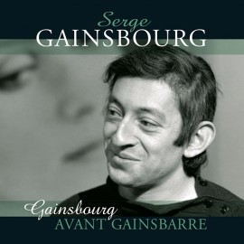 GAINSBOURG Serge : LP Avant Gainsbarre