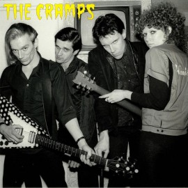 CRAMPS (the) : LP  Live At Keystone Palo Alto California February 1st 1979
