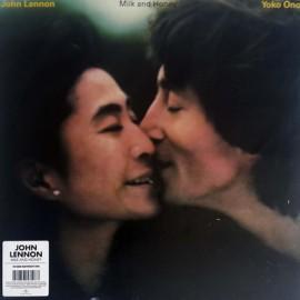 LENNON John / YOKO ONO : LP Milk And Honey