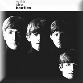 BEATLES (the) - PIN : With The Beatles