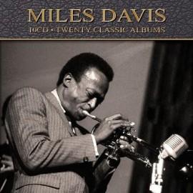 MILES DAVIS : CDx10 Twenty Classic Albums