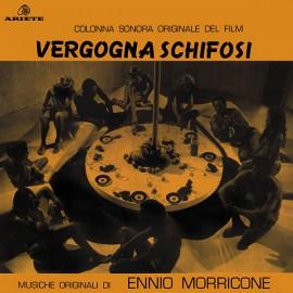 MORRICONE Ennio : LP Vergogna Schifosi