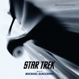 GIACCHINO Michael : LP Picture Star Trek
