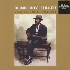 BLIND BOY FULLER : LP Greatest Hits 1935 - 1938