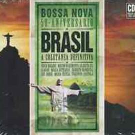 VARIOUS : CDx3 Brasil - Bossa Nova : 50 Aniversario : A Coletânea Definitiva Vol. 2