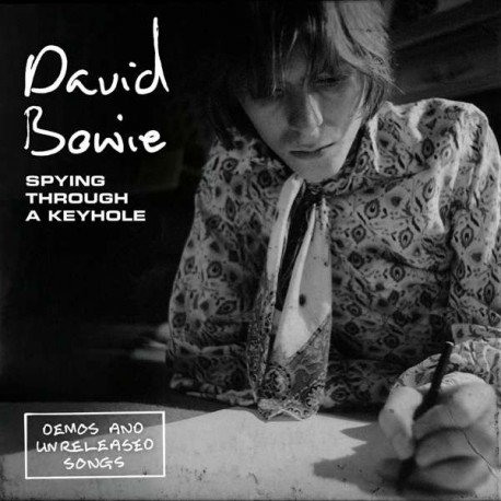 "BOWIE David : 7""EPx4 Spying Through A Keyhole"