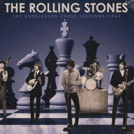 "ROLLING STONES (the) : 10""EP The Unreleased Chess Sessions 1964"