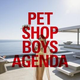 "PET SHOP BOYS : 12""EP Agenda"