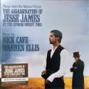 CAVE Nick & ELLIS Warren : LP The Assassination Of Jesse James By The Coward Robert Ford