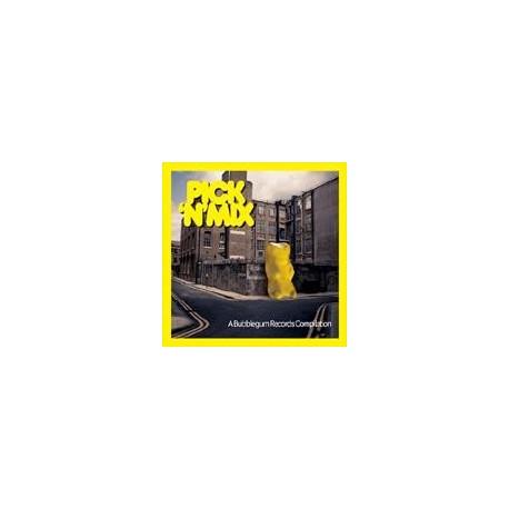 VARIOUS : Pick'N'Mix, A Bubblegum Records Compilation