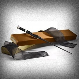 HARRY POTTER FIGURINE : Baguette Magique Albus Dumbledore Avec Boîte Ollivander