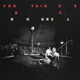 FONTAINES D.C. : LP Dogrel
