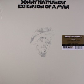 HATHAWAY Donny : LP Extension Of A Man (2014)