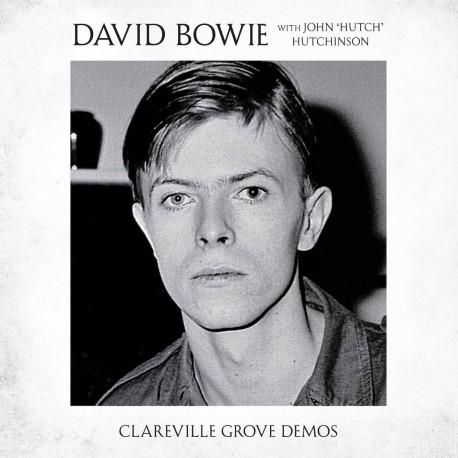 "BOWIE David : 7""EPx3 Clareville Grove Demos"