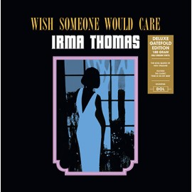 THOMAS Irma : LP Wish Someone Would Care