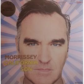 MORRISSEY : LP California Son (blue)