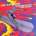 SATRIANI Joe : LP Surfing With The Alien