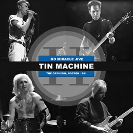 TIN MACHINE : LP No Miracle Jive
