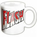 QUEEN MUG : Flash White