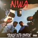 N.W.A : LP Straight Outta Compton