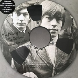 "ROLLING STONES (the) : 10""LP The Sessions Vol 3 Of 6"