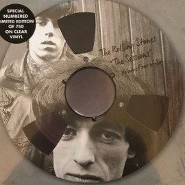 "ROLLING STONES (the) : 10""LP The Sessions Vol 4 Of 6"