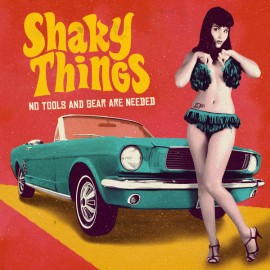 SHAKY THINGS : No Tools And Gear are Needed