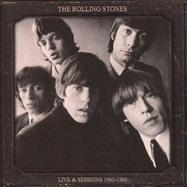 ROLLING STONES (the) : CDx6 Live & Sessions 1963-66