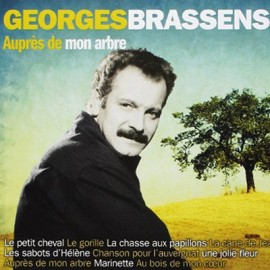 BRASSENS Georges : CDx3 Auprès De Mon Arbre