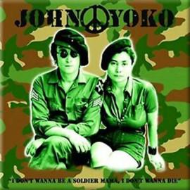LENNON John - MAGNET : Soldier