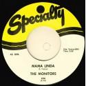 MONITORS (the) : Mama Linda