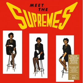 SUPREMES (the) : LP Meet The Supremes (gatefold)