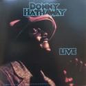 HATHAWAY Donny : LP Live