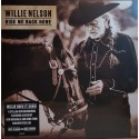 WILLIE NELSON : LP Ride Me Back Home