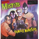 MISFITS : LP Famous Monsters