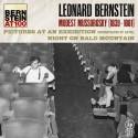 BERNSTEIN Leonard : LP Modest Mussorgsky 1839-1881