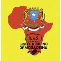 VARIOUS : LP Light & Sound Of Mogadishu